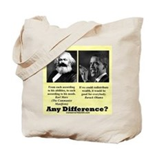 """""""Any Difference?"""" Tote Bag"""