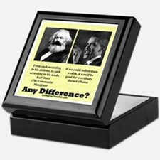 """Any Difference?"" Keepsake Box"