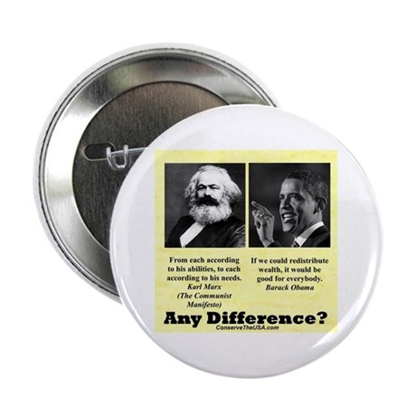 """""""Any Difference?"""" 2.25"""" Button"""