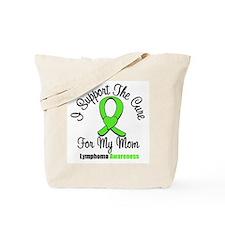Lymphoma Cure (Mom) Tote Bag