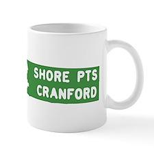 Cranford Shore NJ T-shirts Mug