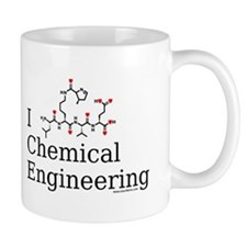 I love Chemical Engineering Mug