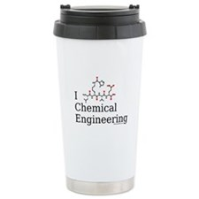 I love Chemical Engineering Travel Mug
