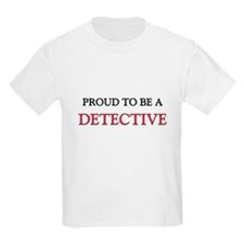 Proud to be a Detective T-Shirt
