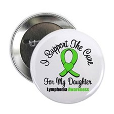 """Lymphoma Cure (Daughter) 2.25"""" Button"""