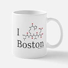 I love Boston Mug