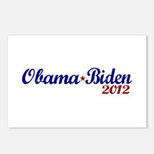 Obama Biden '12 Postcards (Package of 8)