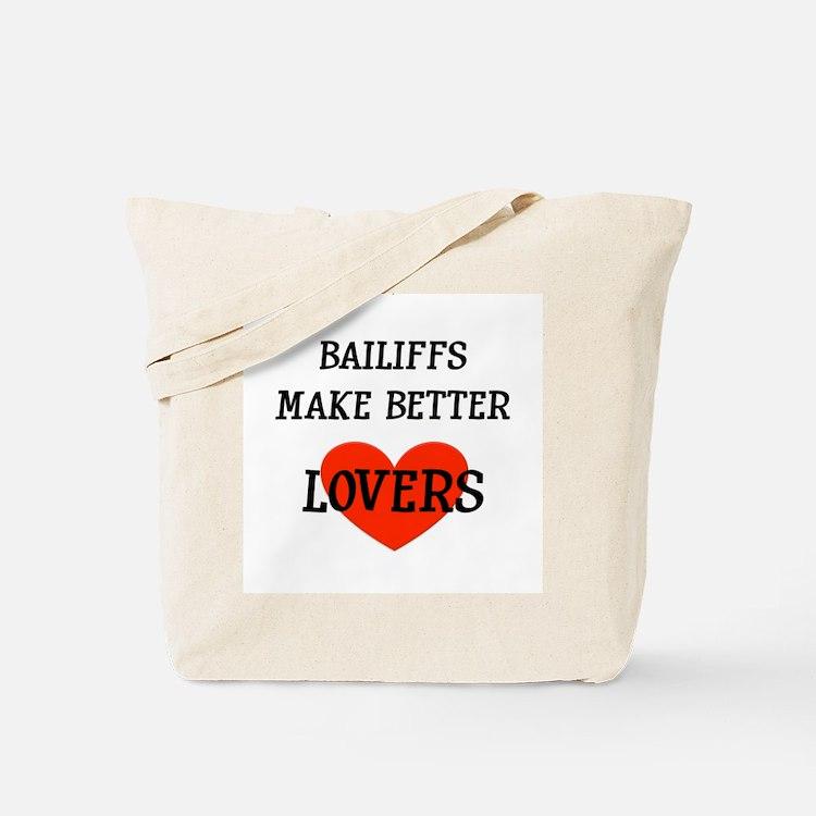 Bailiff Gift Tote Bag