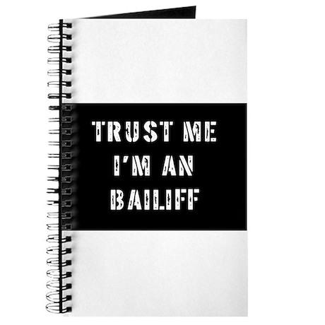 Bailiff Gift Journal