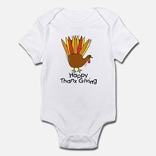 Thanksgiving Infant Creeper