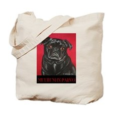 Unique Dog pug Tote Bag