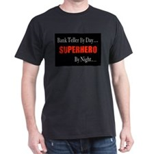Bank Teller Gift T-Shirt