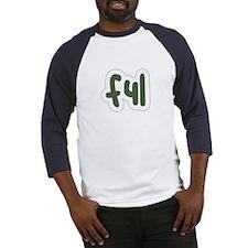 Furry4Life.org Baseball Jersey