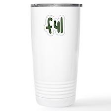 Furry4Life.org Travel Mug
