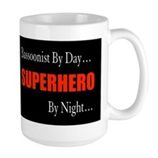 Bassoonist Gift Mug