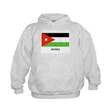 Jordan Jordanian Flag Hoodie