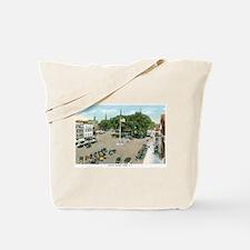 Keene New Hampshire NH Tote Bag