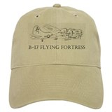 Flying fortress Hats & Caps