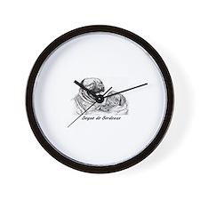 Ddb Wall Clock