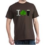 I Love Pints Dark T-Shirt