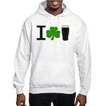 I Love Pints Hooded Sweatshirt