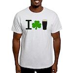 I Love Pints Light T-Shirt