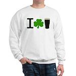 I Love Pints Sweatshirt