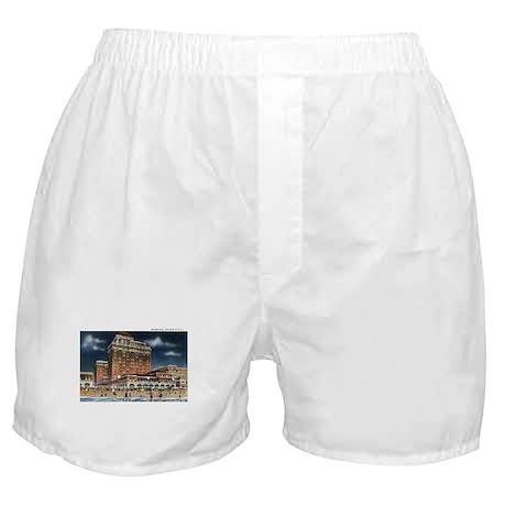 Atlantic City NJ Boxer Shorts