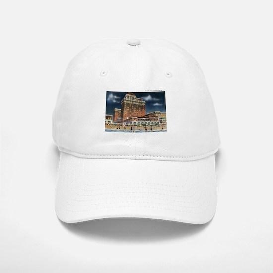 Atlantic City NJ Baseball Baseball Cap
