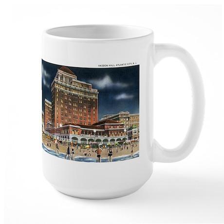Atlantic City NJ Large Mug