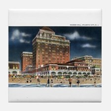 Atlantic City NJ Tile Coaster
