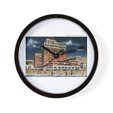 Atlantic City NJ Wall Clock