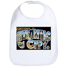 Atlantic City New Jersey NJ Bib