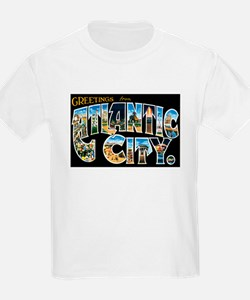 Atlantic City New Jersey NJ T-Shirt