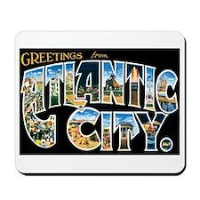 Atlantic City New Jersey NJ Mousepad