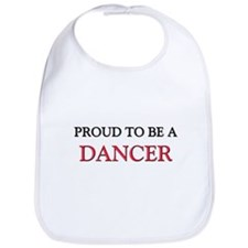 Proud to be a Dancer Bib