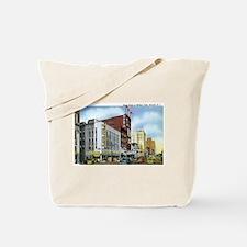Newark New Jersey NJ Tote Bag