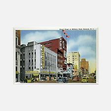 Newark New Jersey NJ Rectangle Magnet