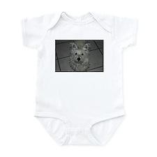 Cute Sugar bear Infant Bodysuit