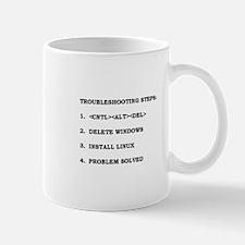 troubleshooting Mugs
