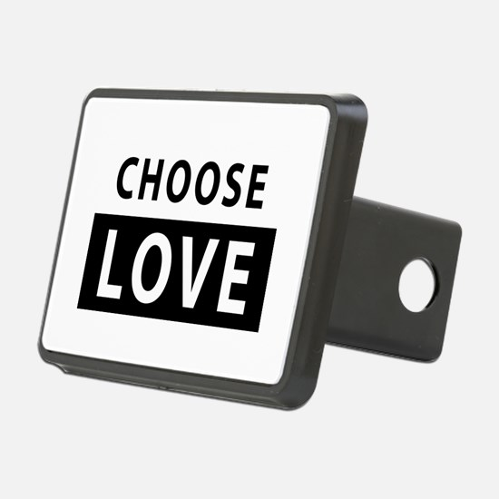 CHOOSE LOVE Hitch Cover