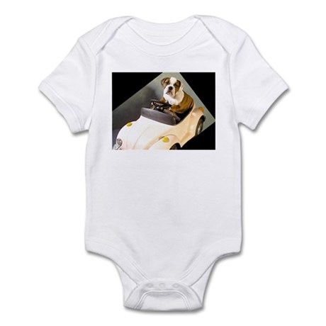 BULL DOG Infant Bodysuit