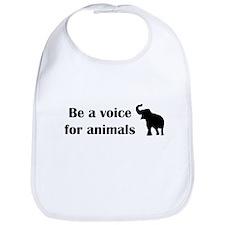 Be a voice Bib