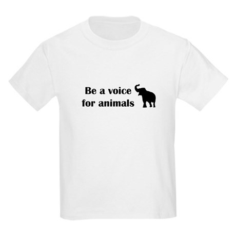 Be a voice Kids Light T-Shirt