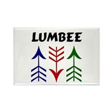 LUMBEE Rectangle Magnet