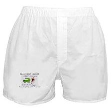 Cute Steve irwin Boxer Shorts