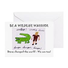 Unique Croc Greeting Cards (Pk of 10)