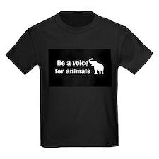 Be a voice T