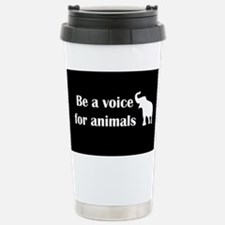 Be a voice Stainless Steel Travel Mug