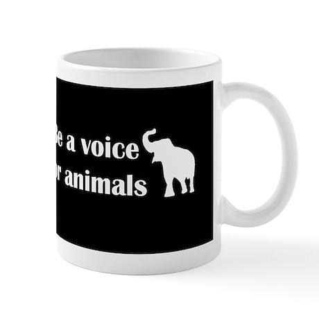 Be a voice Mug